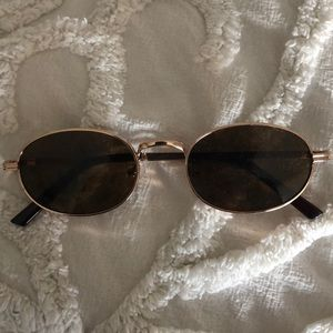 Small Gold Sunnies